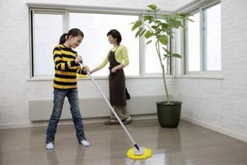 Kết quả hình ảnh cho lau dọn nhà cửa